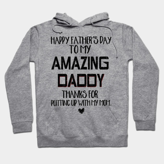 a5acf1680 Happy Fathers Day To My Amazing Step Dad Shirt TShirt - Happy ...