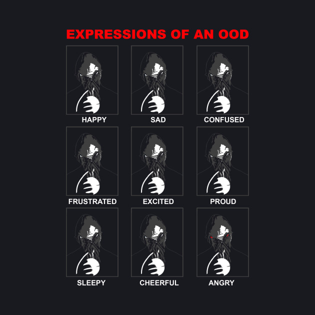 Expressions of an Ood