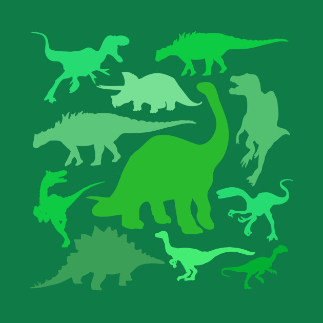 Lots of Dinosaurs!