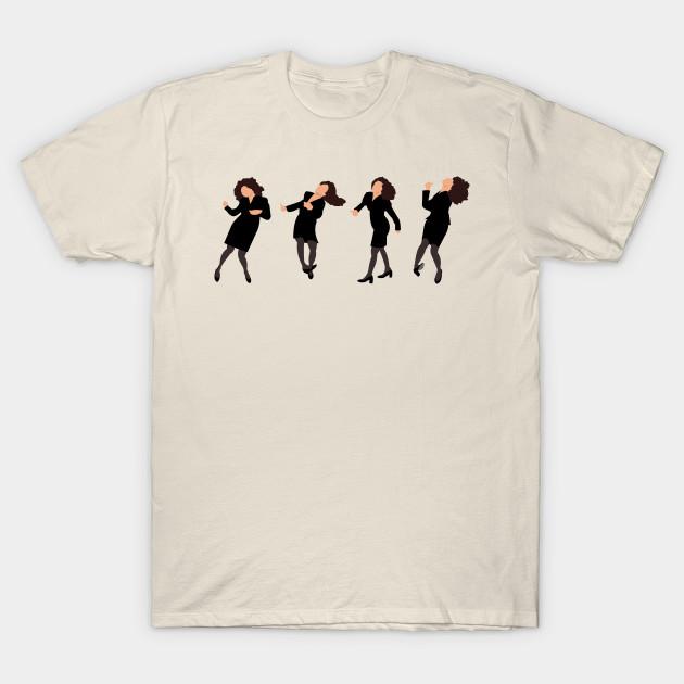 The Little Kicks Seinfeld T Shirt Teepublic