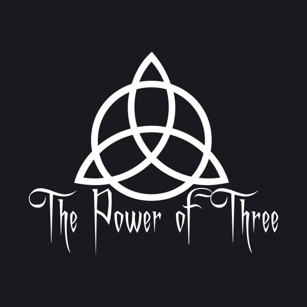 The Power Of Three Will Set Us Free
