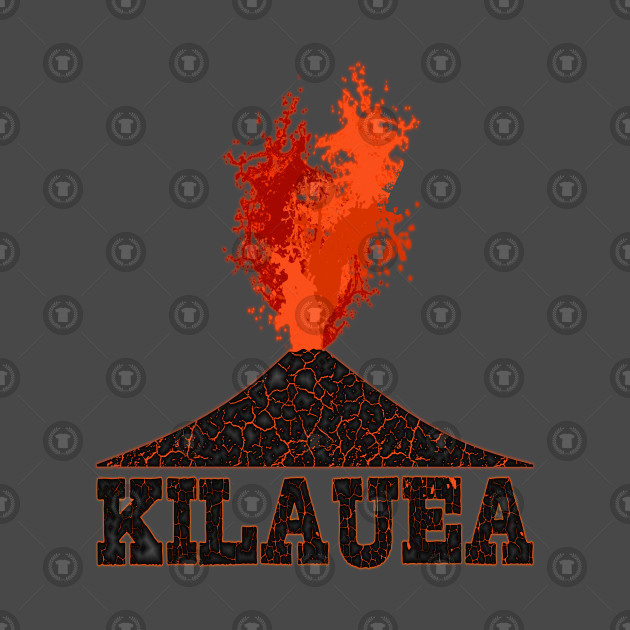 Kilauea Volcano Lava Hawaii Big Island