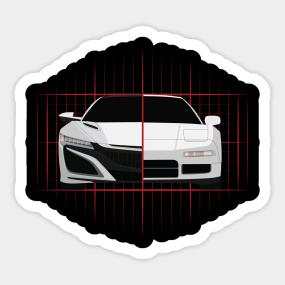 Acura Stickers TeePublic - Acura stickers