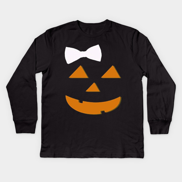 555bbb3b6c431 Baby-Girl-Maternity-Pregnancy-Pumpkin-belly-Halloween Kids Long Sleeve  T-Shirt