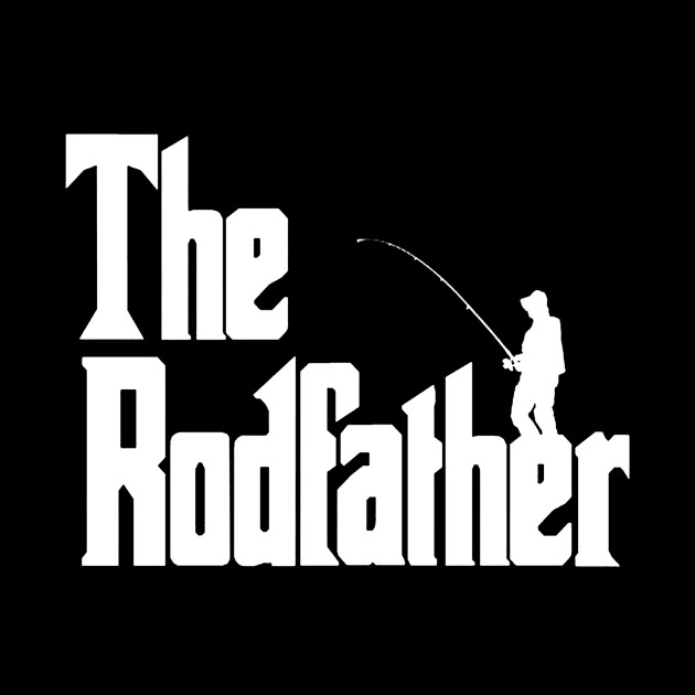 e7e0665bee ... The Rodfather Shirt Funny Fishing T-Shirt Gift Dad Daddy Fathers Day  Fish Tee