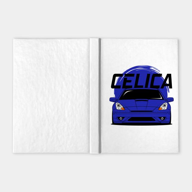 Blue Celica JDM