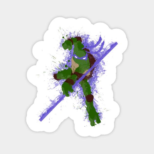 TMNT - Donatello Ninja Vanish
