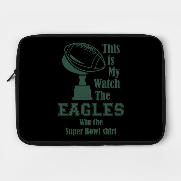 0d769ba8 This Is My Eagles Win The Super Bowl Shirt | Funny Eagles Shirt |  Philadelphia Eagles Gift Idea by bashkisupply