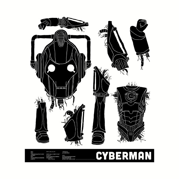 Decommissioned: Cyberman