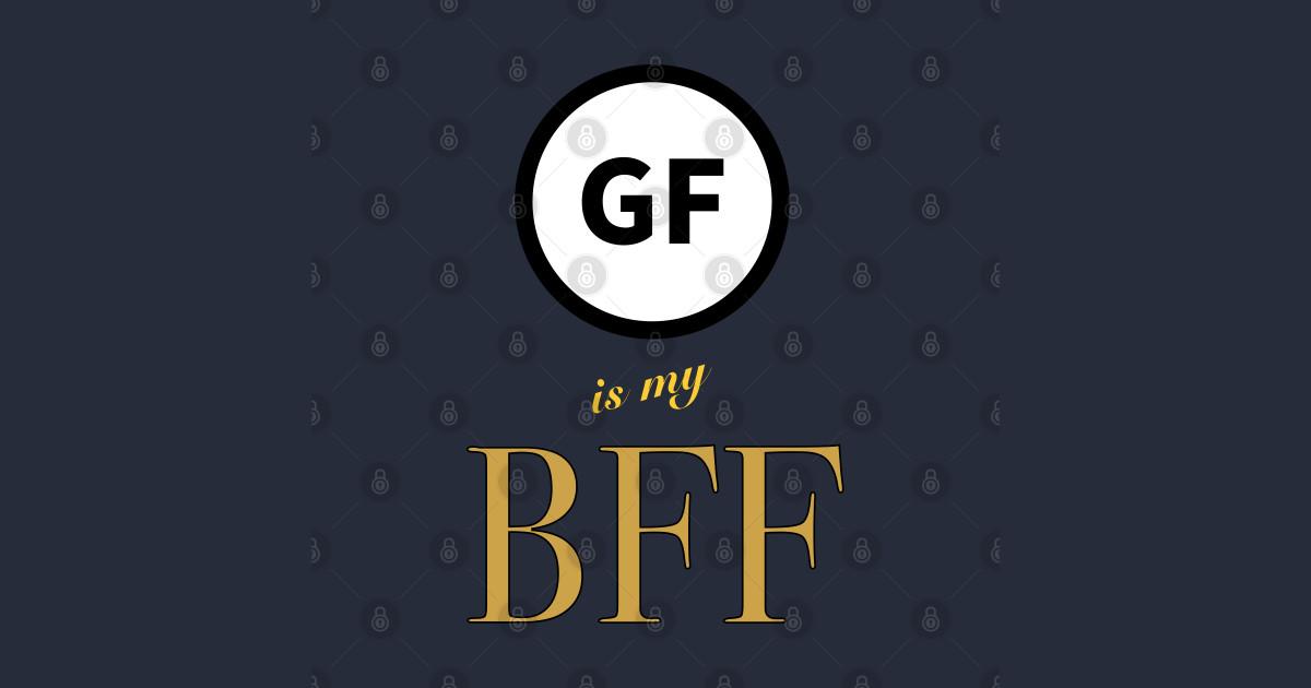 Gluten Free is my BFF!! - Gluten Free Apparel - T-Shirt ...