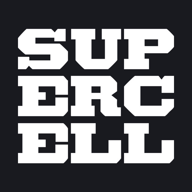 The Supercell Logo (white)