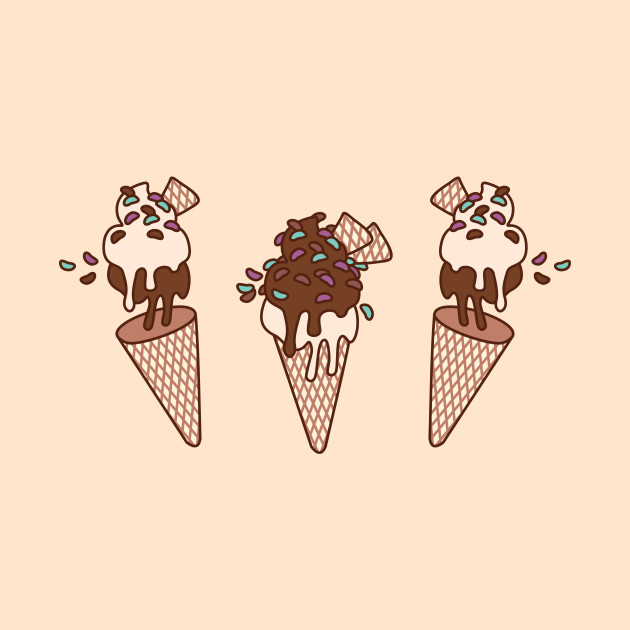 Chocolate Party Ice Cream
