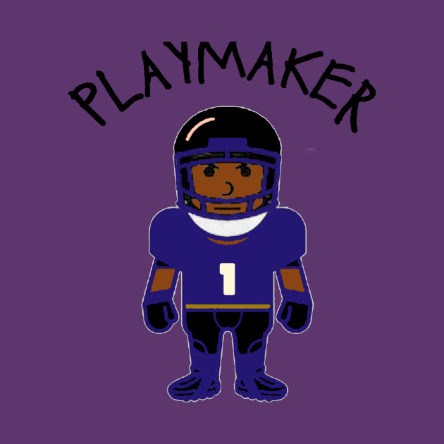 Kids Ravens Little Playmaker