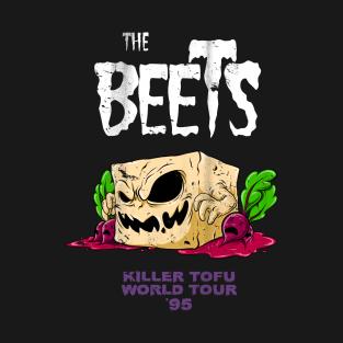 Killer Tofu '95 Tour t-shirts