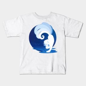 4f348b18 Alolan Vulpix Kids T-Shirts | TeePublic