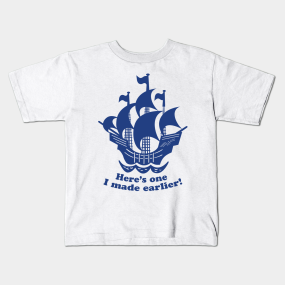 ed1125bee3 Blue Peter - Here's One I Made Earlier Kids T-Shirt