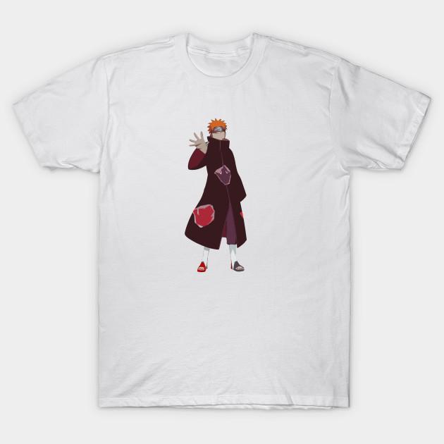 Pain Naruto T Shirt Teepublic