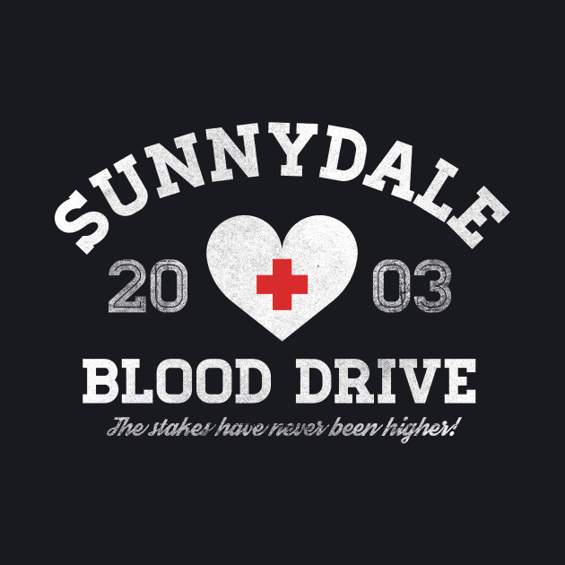 Sunnydale Blood Drive