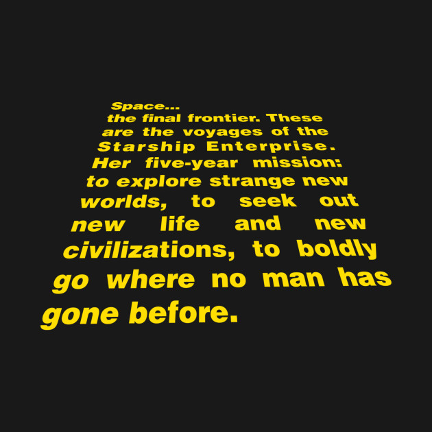 Star Wars Final Frontier Monologue by evanderian