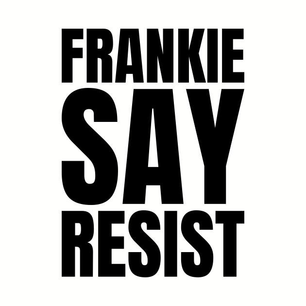 Say Resist