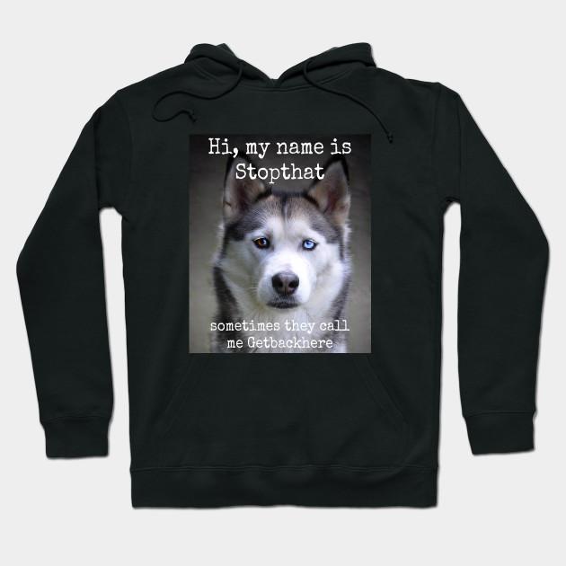 NAME IT Sweatshirt Husky