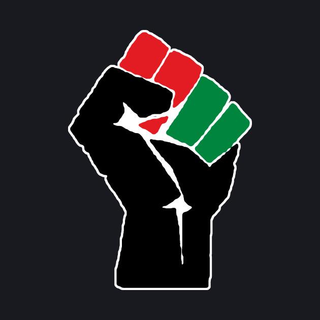 Mizzou Black Power Fist