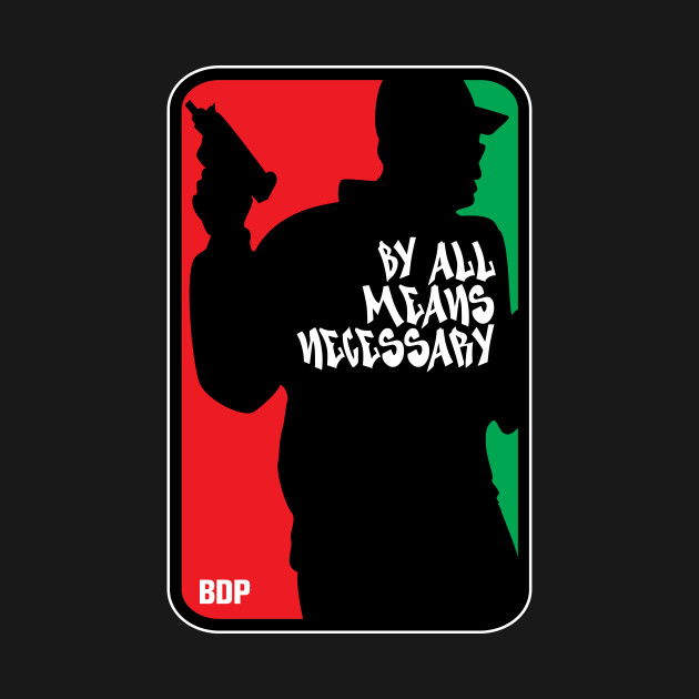 By All Means Necessary - KRS-ONE