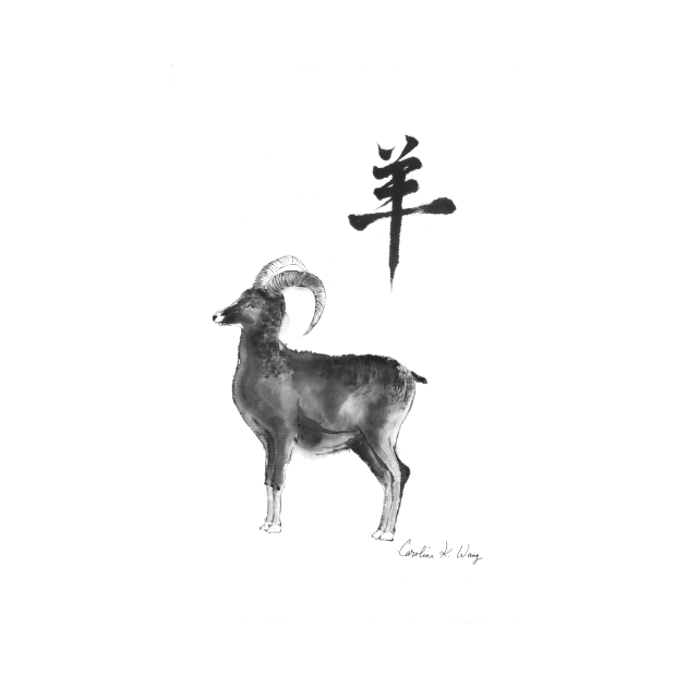 Zodiac - Goat