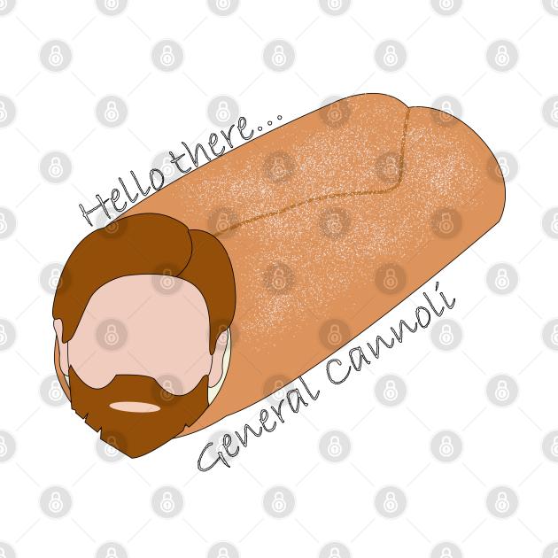 Obi Wan Cannoli