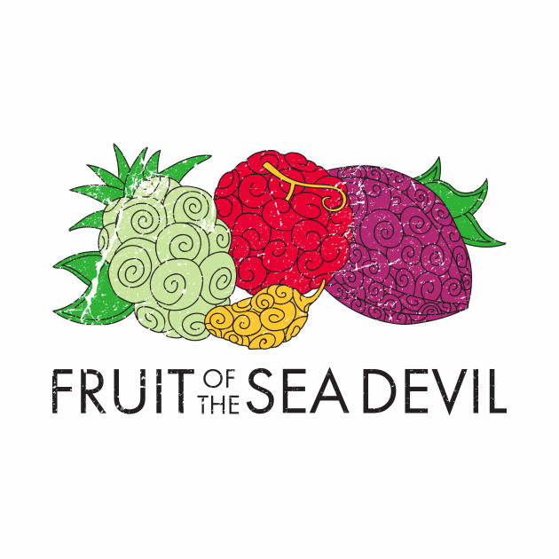 fruit of the sea devil
