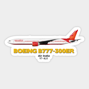 Aviation Stickers India