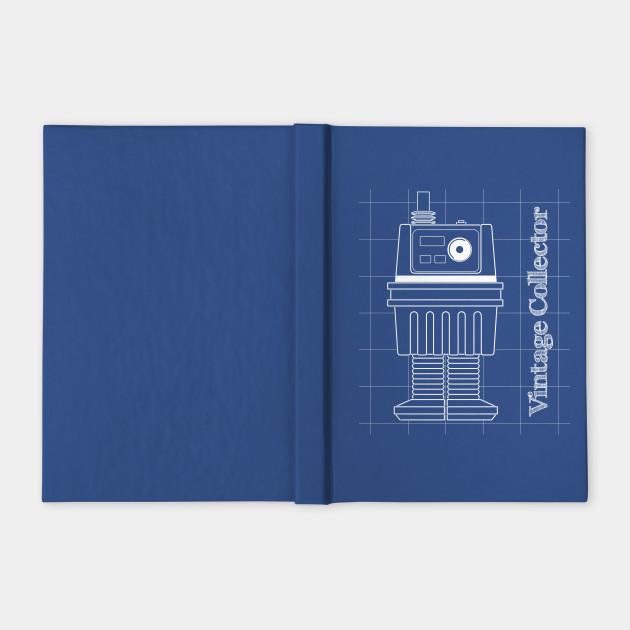 """Blueprint"" G.O.N.K. action figure"