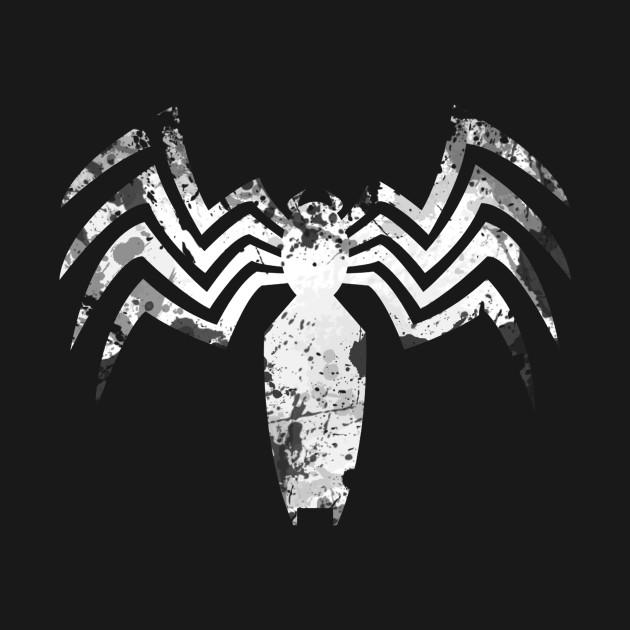 Venom Logo Symbiote T Shirt Teepublic