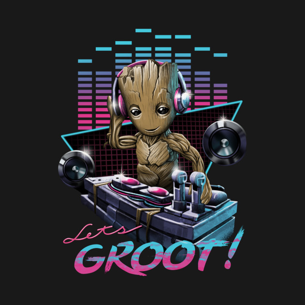 Let's Groot!