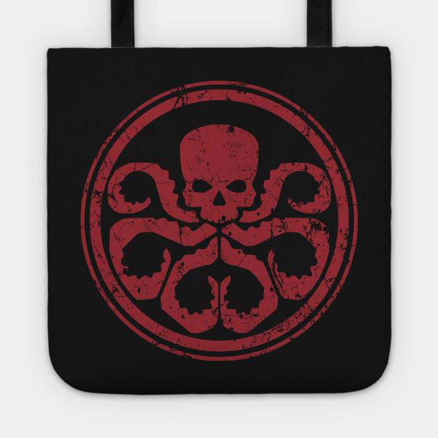 Vintage Hydra Emblem