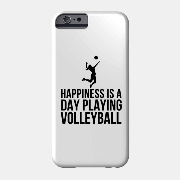 Volleyball T-Shirts Girl Women Sports Gift Idea