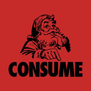 Santa Consume t-shirts