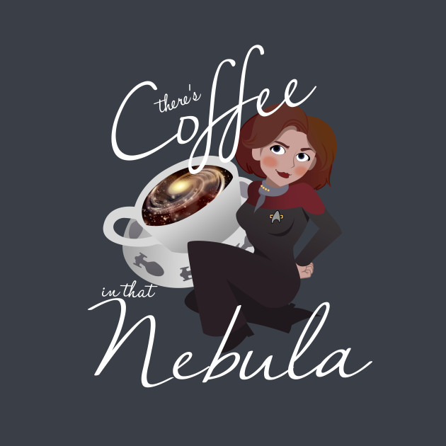 There's Coffee in that Nebula