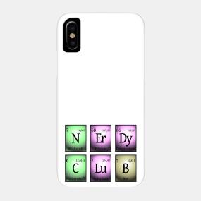 nerdy club in chemical elements