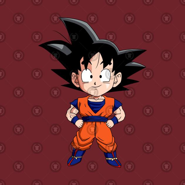 Younger Goku