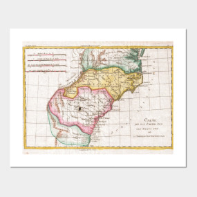 Vintage map of the carolinas 1780 carolinas map phone case vintage map of the carolinas 1780 home goods wall art gumiabroncs Gallery