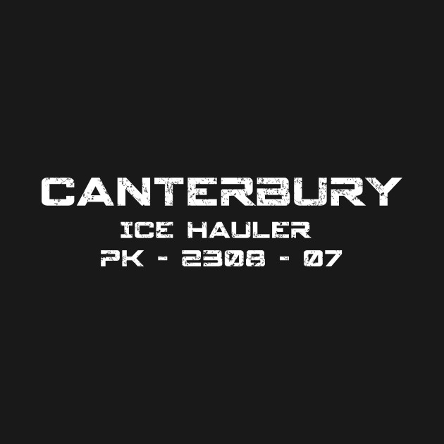 CANTERBURY ICE HAULER