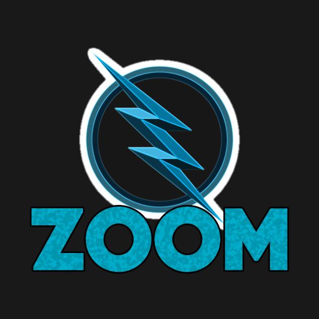 Zoom Cartoon Logo