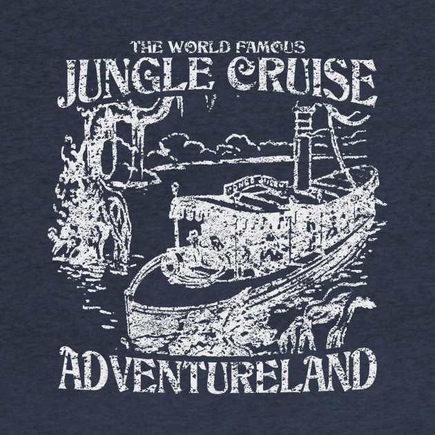 World Famous Jungle Cruise - Light Variant