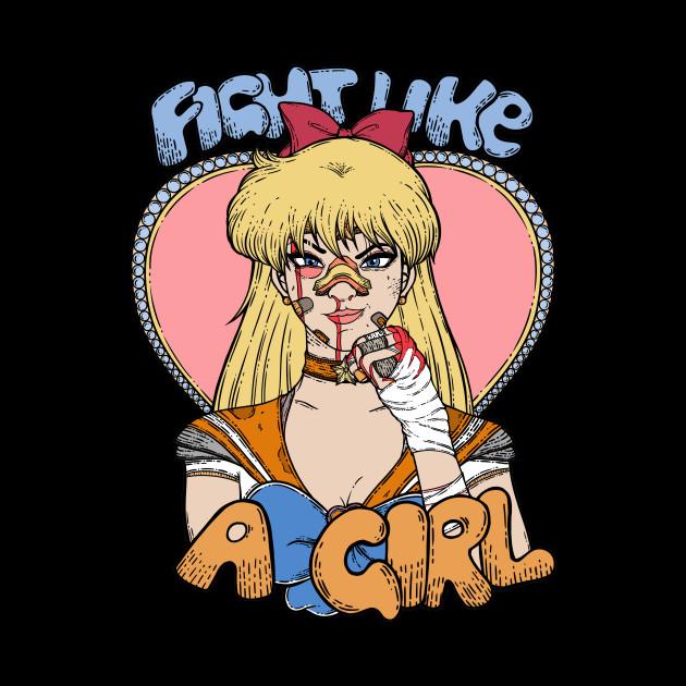 FIGHT LIKE A SAILOR (Sailor Venus)