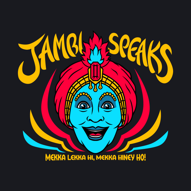 JAMBI SPEAKS
