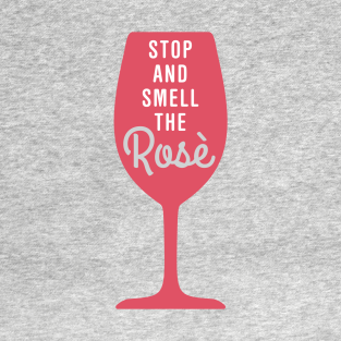 e7e9f7c78 Stop and smell the rose T-Shirt