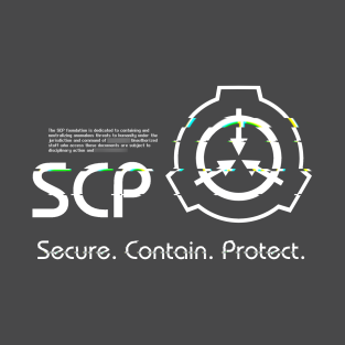 Scp Containment Breach T-Shirts | TeePublic