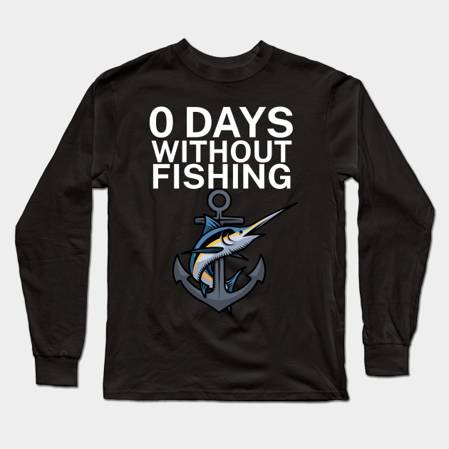 Carp Fishing Tee Shirt A DAY WITHOUT FISHING