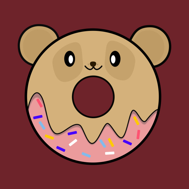 Donut Bear T-Shirt